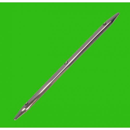 Listone di protezione semicircolare - versione con cavo
