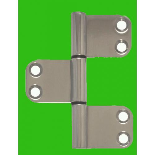 Triple hinge