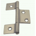 Triple hinge to weld