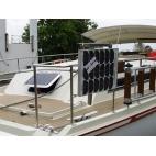 Support panneau solaire PM Inclinable pour FI