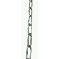 Chain stainless A4 long link DIN 763