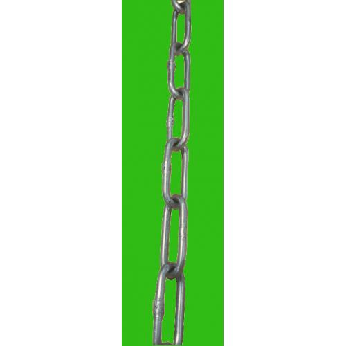 Cadena enlace largo Inox A4