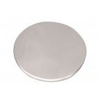 Counter plate, round