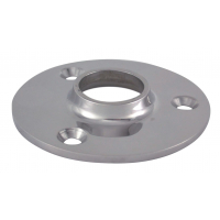 Round base for welding, 90°