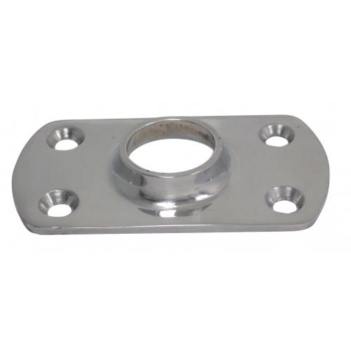 Rectangular base for welding, 90°