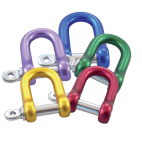 D-Shackle alu