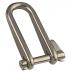 Key pin shackle