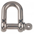Shackle right short type A4 316