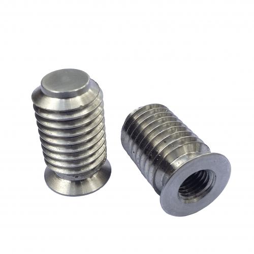 Inserto in acciaio inox 316L