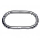 Versione con anello ovale pesante