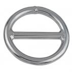 Anel de barra semi circular