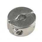 Morsetti cilindrici ad anello, apribile