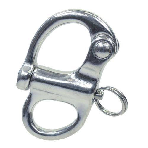Fixed snap shackle