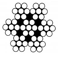 Câble souple Inox 316 1.570N/mm²