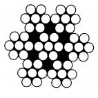 Cavo flessibile Inox 316 1.570N/mm²
