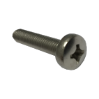 Convex head screw DIN 7985