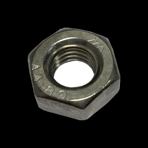Hexagonal nuts A4 DIN 934