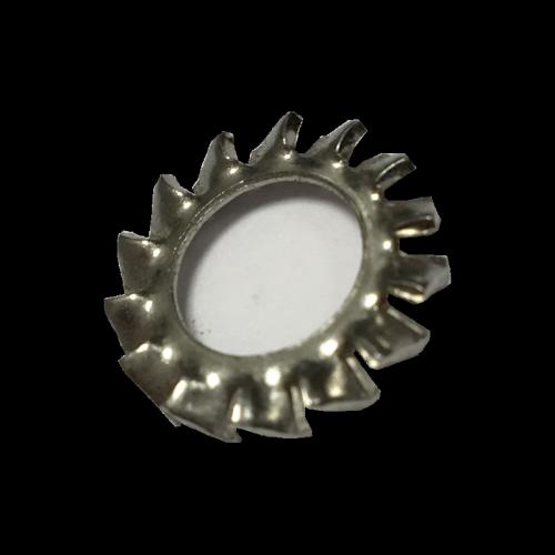 Rondelles éventail Forme A Inox A4 DIN 6798