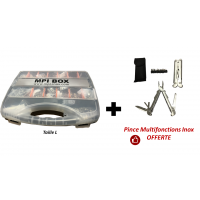 MPI BOX M VIsserie inox A4