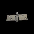 Removable 4 hole hinge