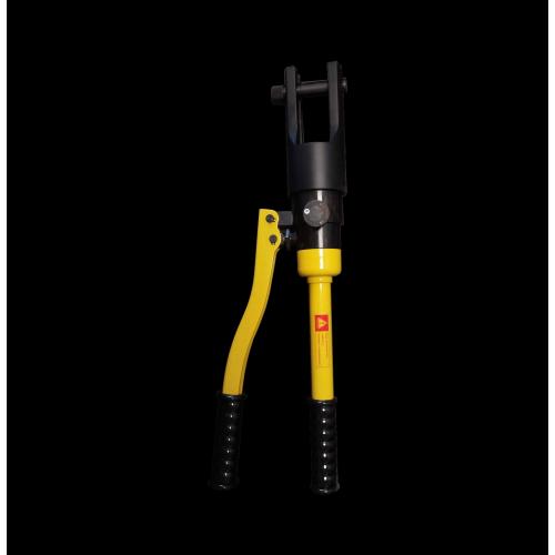 Clamp hydraulic crimping