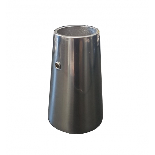 Base de tubo de 90 °