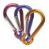 Alu snap hook, different colors
