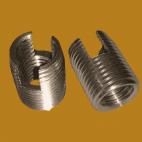 Inserti filettati autofilettanti in acciaio inox A4